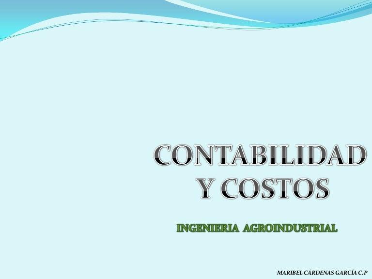 ASPECTOS GENERALES DE LA CONTABILIDAD