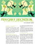 Fiduciary Discretion: A Plan for Improving Outcomes