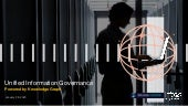 Unified Information Governance, Powered by Knowledge Graph