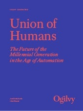 Union of Humans: The Future of the Millennial Generation in the Age of Automation