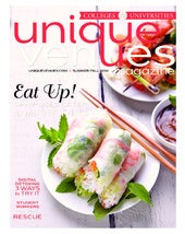 Unique Venues Summer-Fall 2014 Magazine