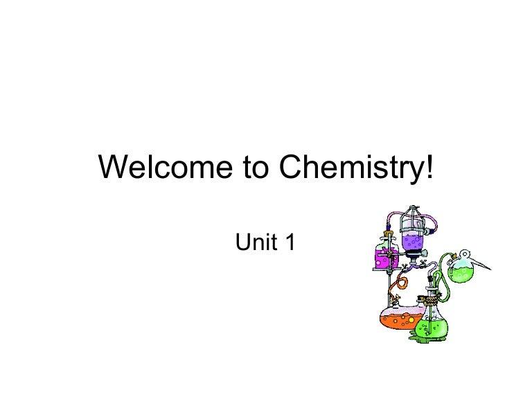 Chemistry_Unit 1
