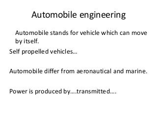 research papers on automobile engineering filetype pdf Hjem