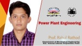 Introduction to power plant
