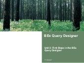 BEx Query Designer | http://sapdocs.info