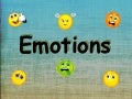 Unit 4 emotions