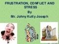 Unit 4 frustartion, conflicts and stress