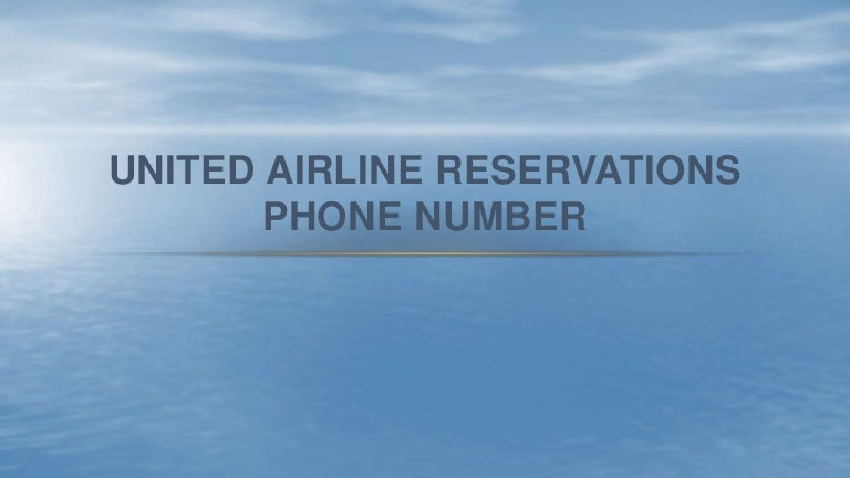 United Airline Reservations Phone Number ^^ 1-866-2392-176 || 1-84…
