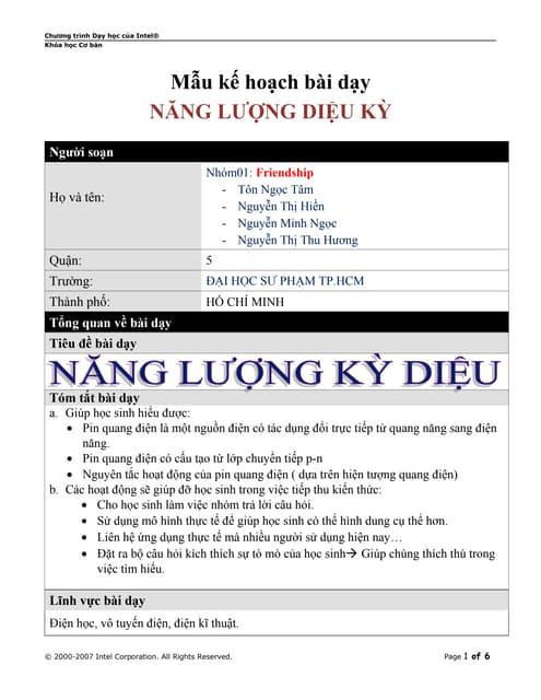 Unit plan nhom01