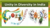 UNITY IN DIVERSITY IN INDIA (Newly prepared)