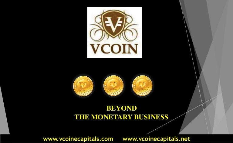 Universal vcoin ppt
