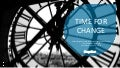 Time for change - Change Management by bluecrux