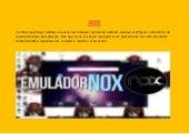 Nox app Player para Windows