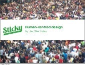 Human-centred Design Pratice