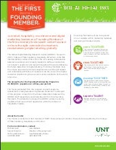 UNT GLOBAL DIGITAL RETAILING CENTER