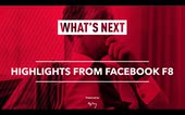 What's Next: Highlights from Facebook F8 2018 [Recording]