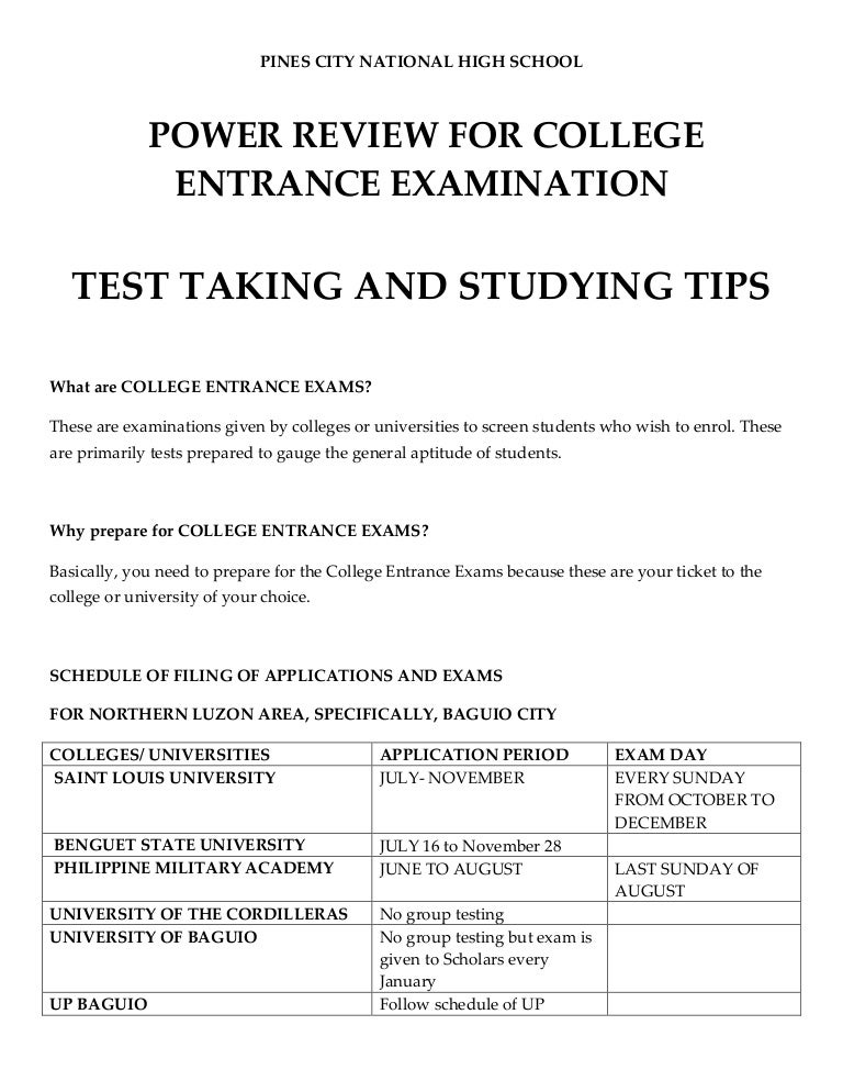 English tests for entrance general exam 11th grade.