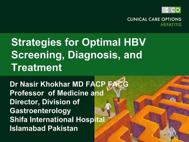 Update on Chronic Hepatitis B