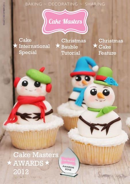 50g Reindeer Head Mix Cupcake Sprinkles Topper Party Christmas