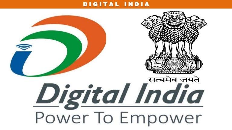 DIGITAL INDIA-POWER TO EMPOWER