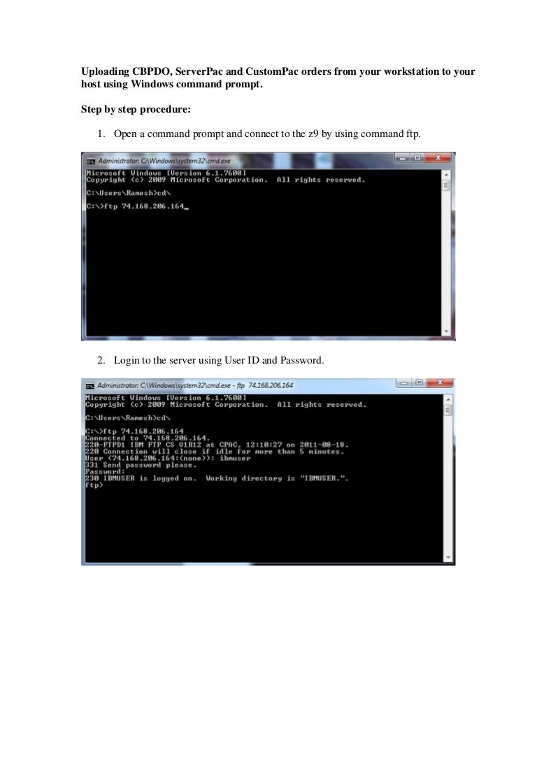 Upload files-to-zenterprise-server-via-ftp
