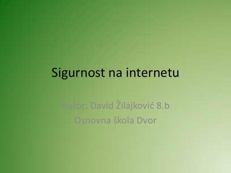 Upoznavanje na netu