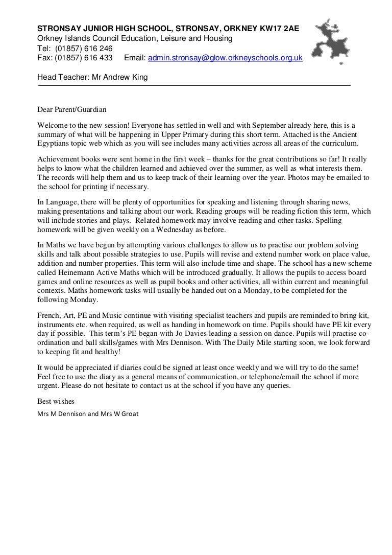Letter For Teacher From Parent, Upperprimaryparentletter  Jpgcb1505930295, Letter For Teacher From Parent
