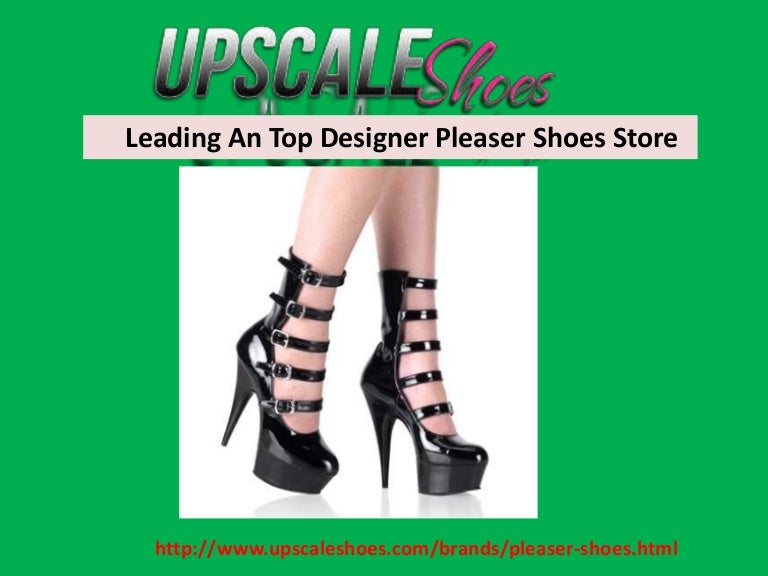 Buy Pleaser Shoes Online at Best Price