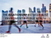 Urban planning and public health