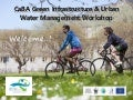 CaBA GI & Urban Water Management Workshop
