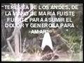 """CICLASUR 2016 - URUGUAY - """"Teresa de Los Andes, de la mano de María fuiste fuerte para asumir el dolor y generosa para amar"""""""