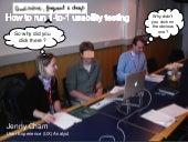How to run 1-to-1 usability testing (with life scientists)