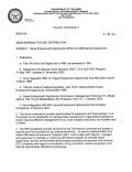USAG Red Cloud Command Policy 1-07 EEO Affirmative Employment