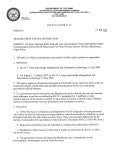 USAG Red Cloud Command Policy 1-12 Blackberry Usage Policy Letter
