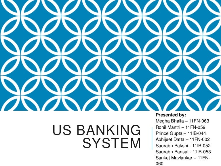 Us Banking System Citi Finale
