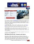 Used 2008 honda pilot for sale near austin tx