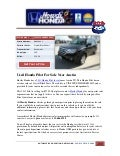 Used honda pilot for sale near austin