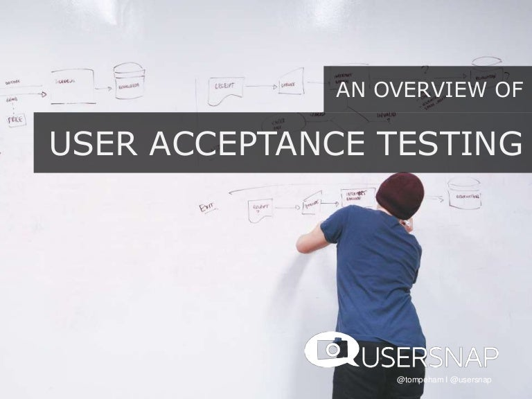 An Overview of User Acceptance Testing (UAT)