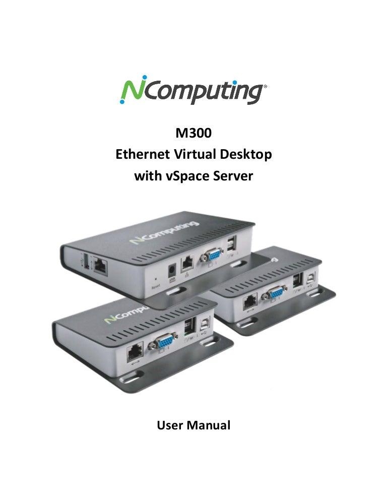 User manual m-series-m300_