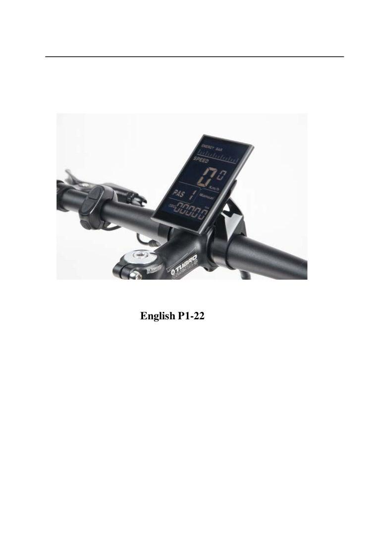 User Manual_NOKEE-U LCD Display_King-Meter Technology Co.,Ltd