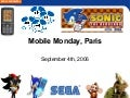 SEGA Mobile Gaming Europe