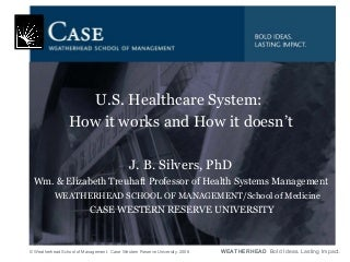 Us Health System Ppt