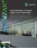 Using Ontology to Capture Supply Chain Code Halos