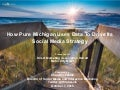 How Pure Michigan Uses Data To Drive Its Social Media Strategy