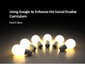 Using Google To Improve Social Studies Instruction