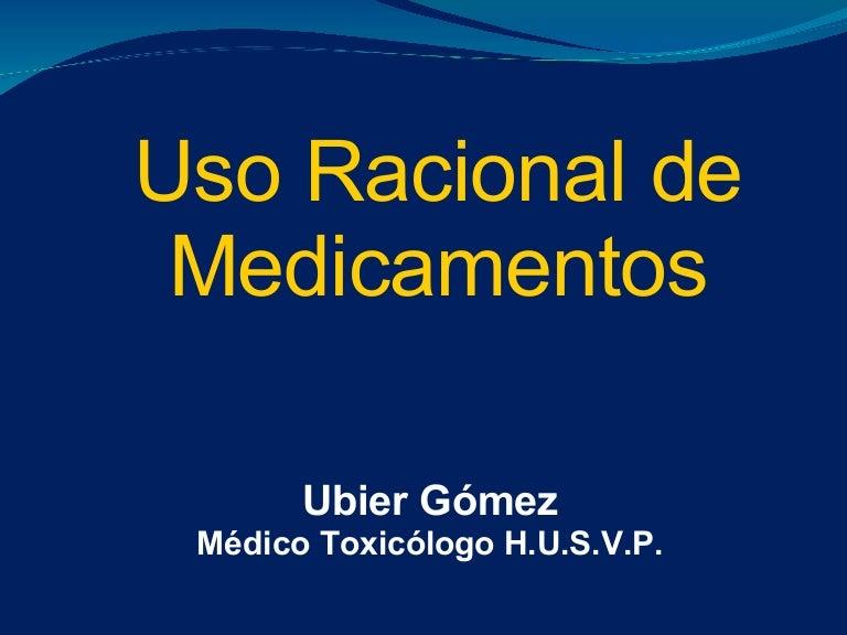 Uso racional de medicamentos en la comunidad ppt video online.