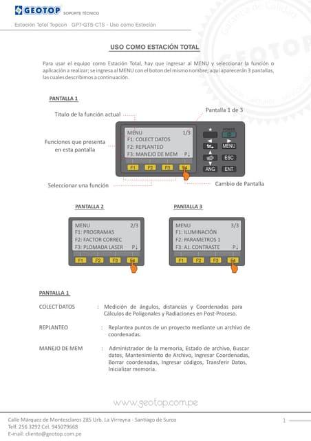 GEAR4 HouseParty 4 Manual