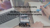 Content Marketing and Storytelling