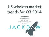 US Wireless Market Trends for Q3 2014