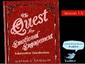 Quest for Emotional Engagement: Information Visualization (v1.5)